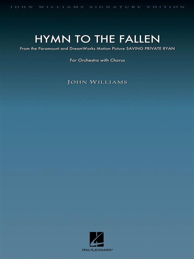 Hymn To The Fallen - Saving Private Ryan - laflutedepan.com