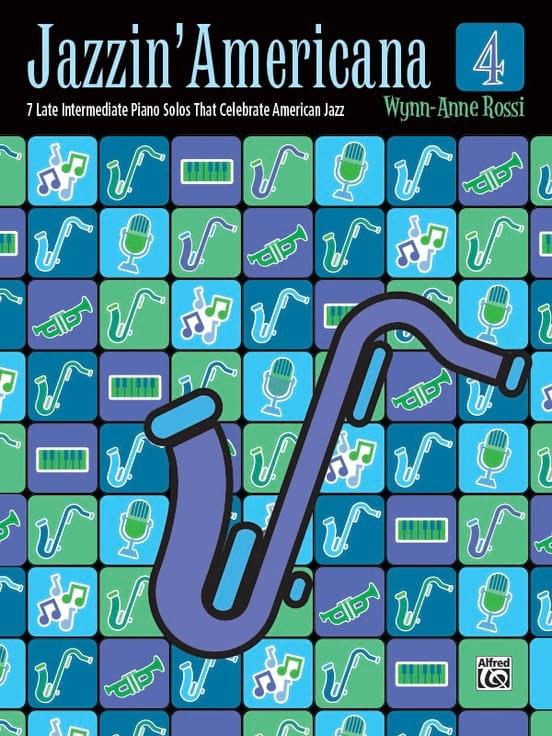 Jazzin' Americana 4 (Late intermediate) - laflutedepan.com