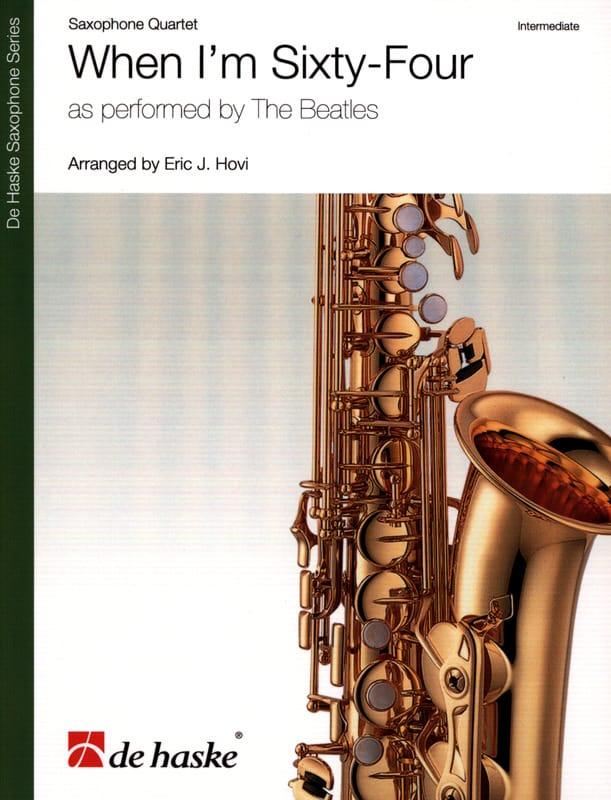 When I'm Sixty-Four - Quatuor de Saxophones - laflutedepan.com