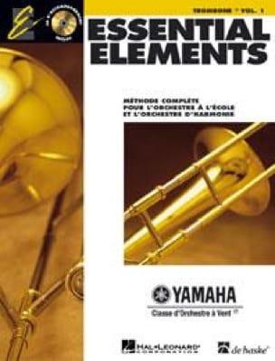 Essential Elements Trombone Ut Fa Volume 1 - laflutedepan.com