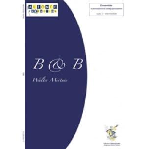 B & B - Walter Mertens - Partition - laflutedepan.com