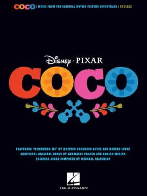 Coco - Musique du Film pour Ukulélé DISNEY / PIXAR laflutedepan