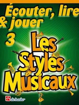 Ecouter Lire et Jouer - Les styles musicaux Volume 3 - Cor laflutedepan