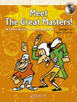 Meet the Great Masters! Partition Saxophone - laflutedepan