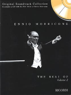 The Best Of Volume 2 Ennio Morricone Partition laflutedepan