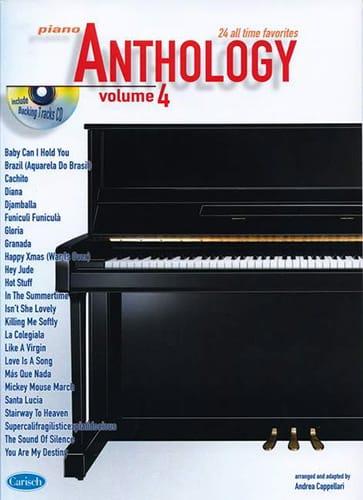 Anthology Volume 4 - Partition - Pop / Rock - laflutedepan.com