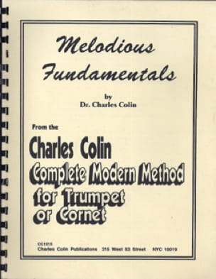 Melodius Fundamentals - Charles Colin - Partition - laflutedepan.com
