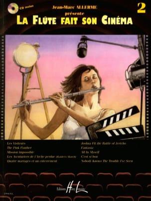 La flûte fait son cinéma volume 2 Partition laflutedepan