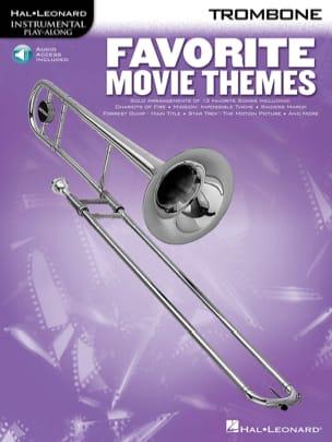 Favorite Movie Themes Partition Trombone - laflutedepan