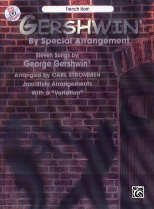 Gershwin By Special Arrangement GERSHWIN Partition Cor - laflutedepan