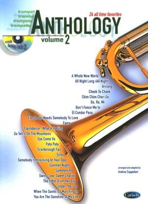 Anthology Volume 2 Partition Trompette - laflutedepan