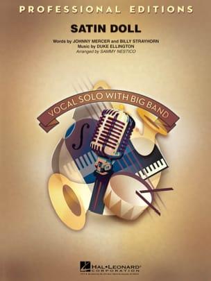 Satin Doll - Vocal solo Duke Ellington Partition laflutedepan