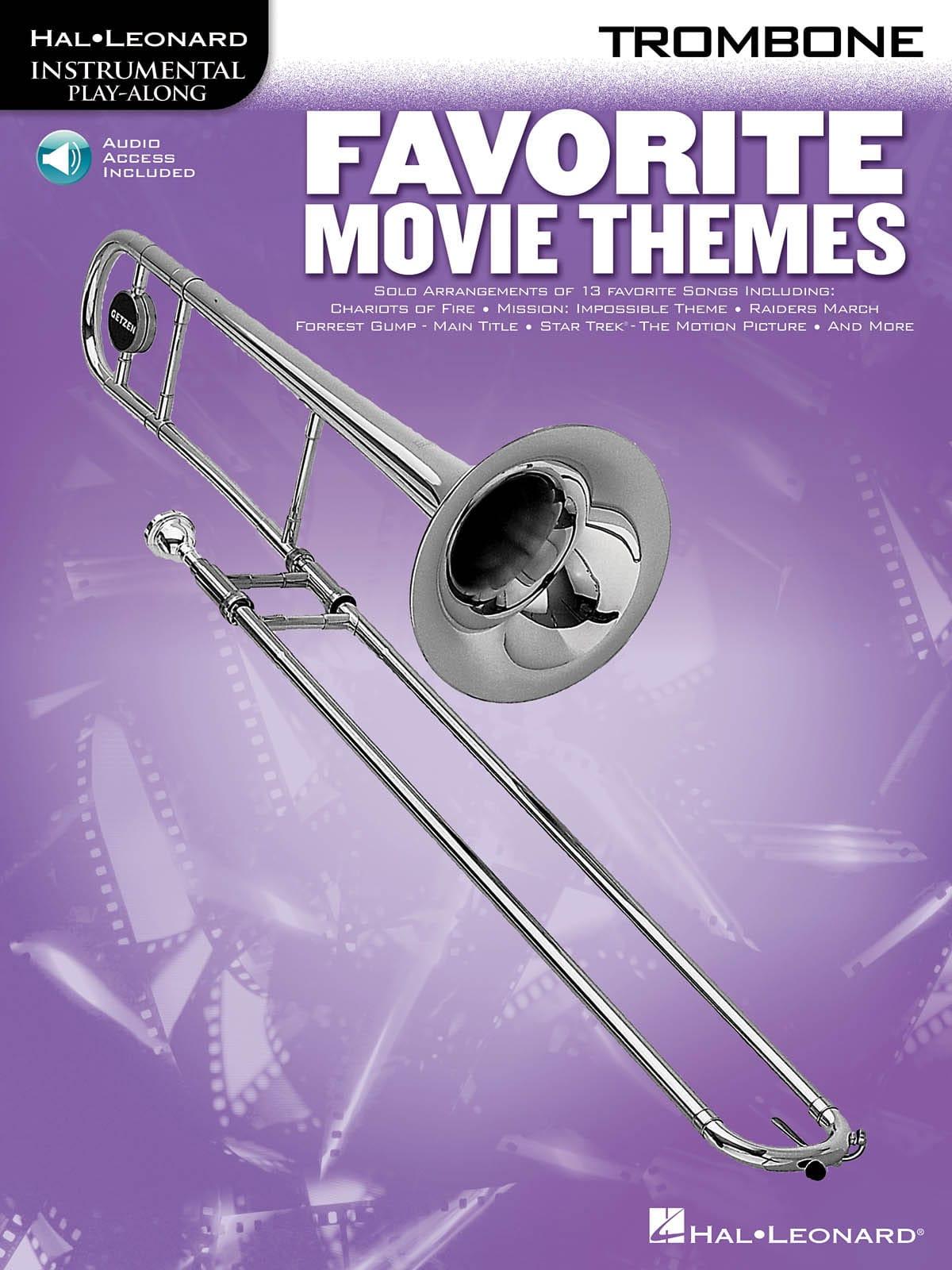 Favorite Movie Themes - Partition - Trombone - laflutedepan.com