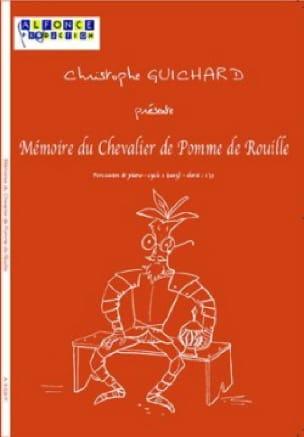 Mémoire du Chevalier de Pomme de Rouille - laflutedepan.com