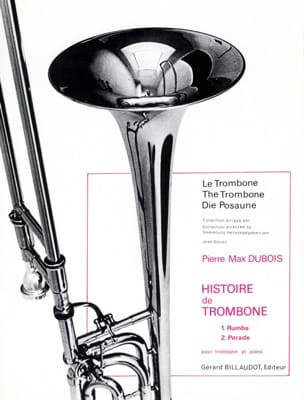 Pierre-Max Dubois - Trombone Story - Rumba y desfile - Partition - di-arezzo.es
