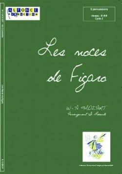 Les Noces de Figaro Ouverture K.492 MOZART Partition laflutedepan