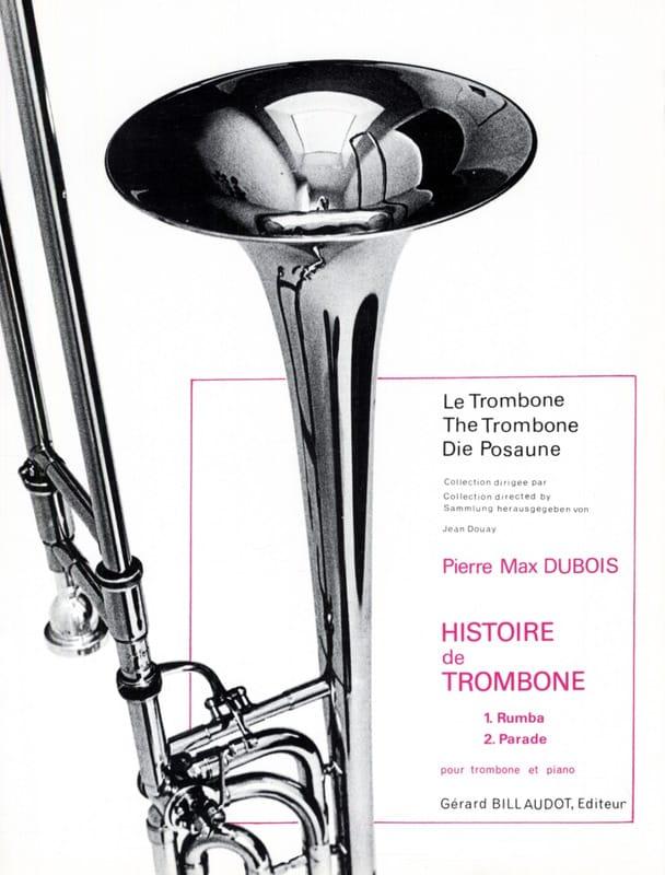 Histoire de Trombone - Rumba Et Parade - laflutedepan.com