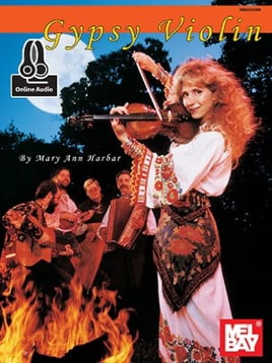 Gypsy Violin Mary Ann Harbar Partition Violon - laflutedepan