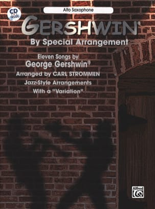 Gershwin By Special Arrangement GERSHWIN Partition laflutedepan