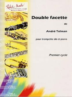 Double Facette André Telman Partition Trompette - laflutedepan