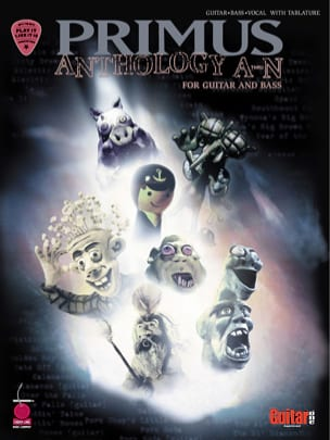 Primus Anthology - A thru N Primus Partition Pop / Rock - laflutedepan