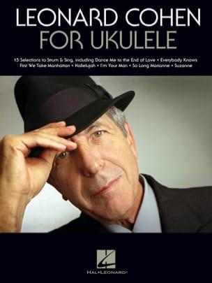 Leonard Cohen - Leonard Cohen für Ukulele - Partition - di-arezzo.de
