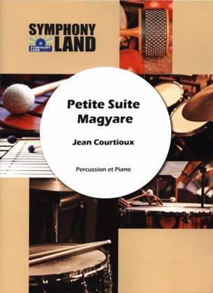 Petite Suite Magyare Jean Courtioux Partition laflutedepan