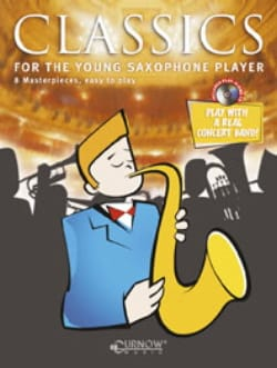Classics For The Young Saxophone Player - laflutedepan.com
