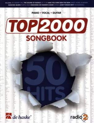Top 2000 Songbook Partition Pop / Rock - laflutedepan