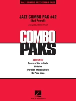 Jazz Combo Pak # 42 Bud Powell Partition ENSEMBLES - laflutedepan