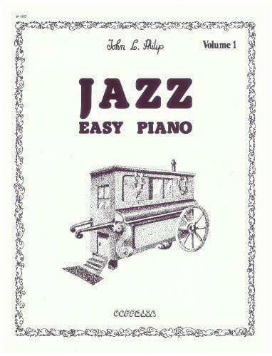Jazz Easy Piano Volume 1 - Partition - Jazz - laflutedepan.com