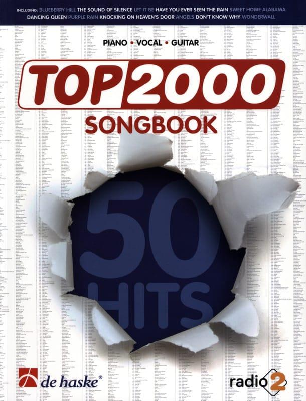Top 2000 Songbook - Partition - Pop / Rock - laflutedepan.com