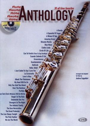 Anthology Volume 1 Partition Flûte traversière - laflutedepan