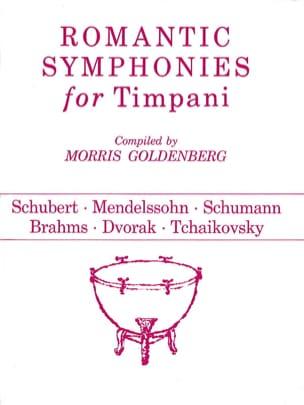 Romantic Symphonies For Timpani Partition Timbales - laflutedepan