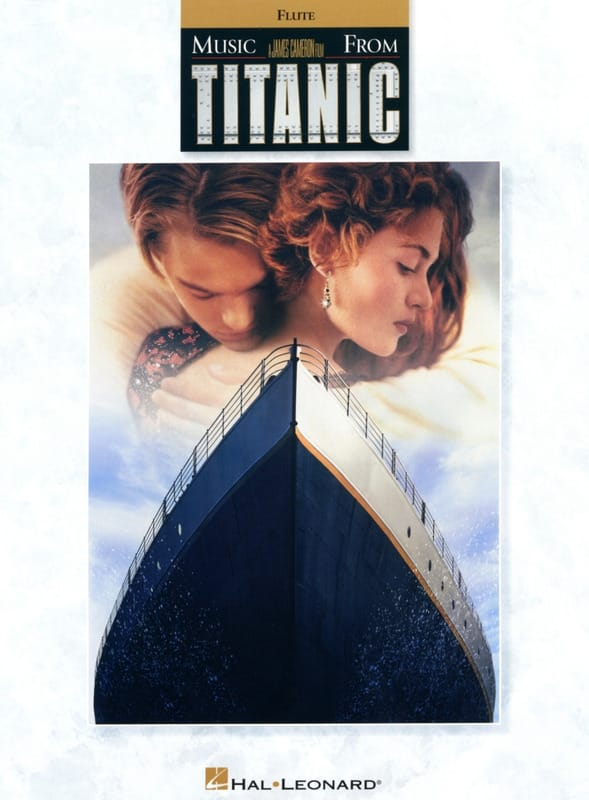 Titanic - James Horner - Partition - laflutedepan.com