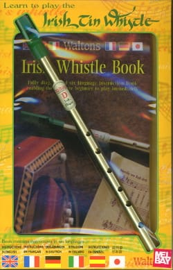Learn To Play The Irish Tin Whistle + Flute Partition laflutedepan