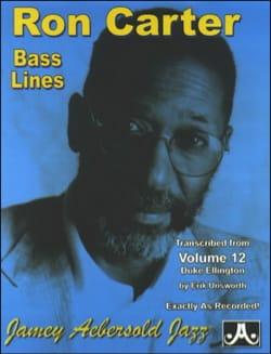 Aebersold 35 - Bass Lines Transcribed from Aebersold 12 - Duke Ellington laflutedepan