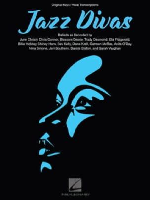 Jazz Divas - Original Keys For Singers - laflutedepan.com