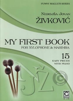Funny Mallets My First Book For Xylophone And Marimba laflutedepan