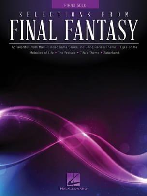 Musique de Jeux Vidéo - Final Fantasy, Video Game Music - Partition - di-arezzo.com