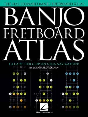Banjo Fretboard Atlas Joe Charupakorn Partition laflutedepan