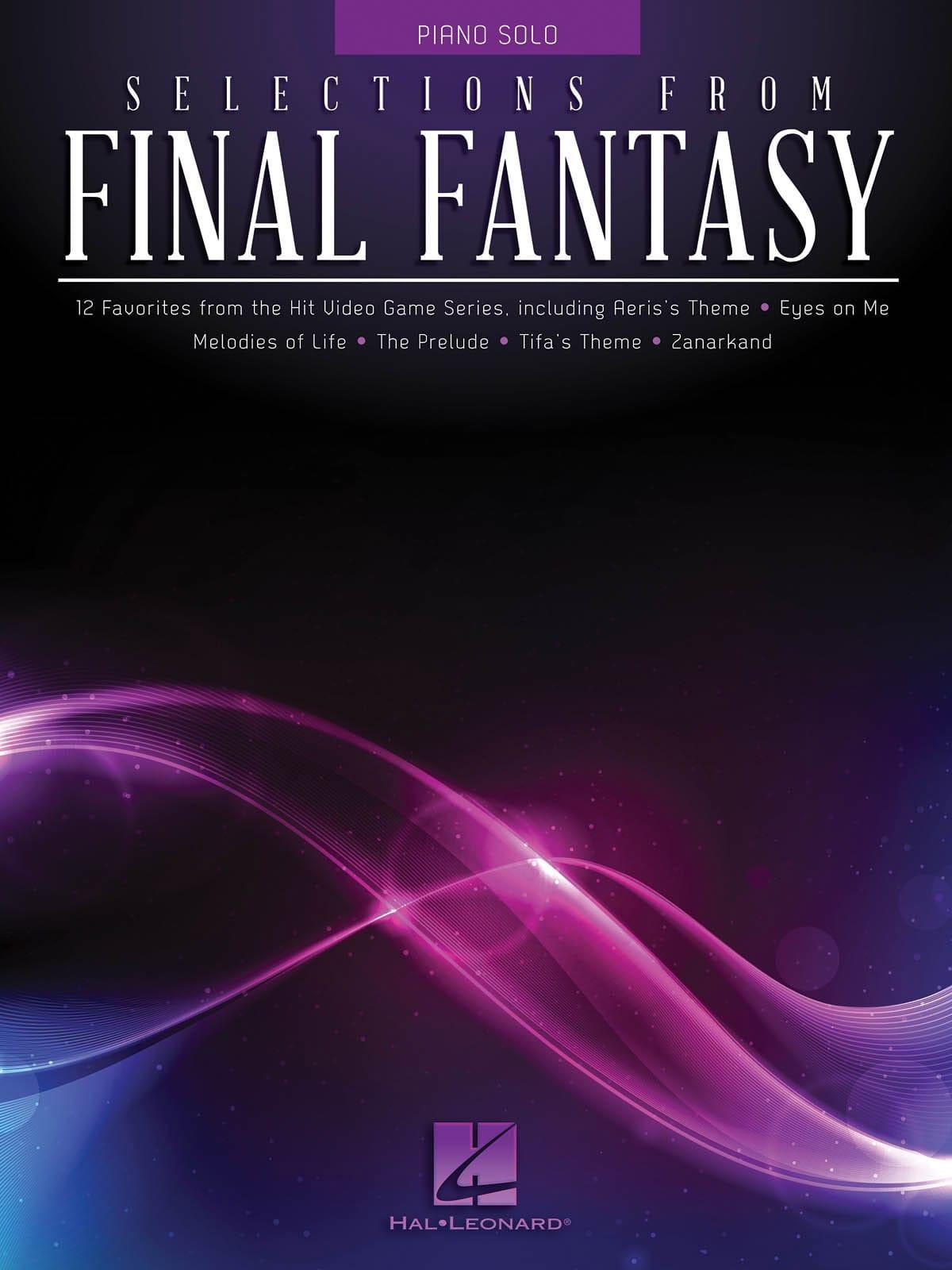 Final Fantasy, Musique du Jeu Vidéo - laflutedepan.be