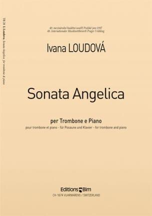 Sonata Angelica - Ivana Loudova - Partition - laflutedepan.com