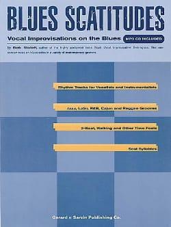Blues Scatitudes Bob Stoloff Partition Pédagogie - laflutedepan