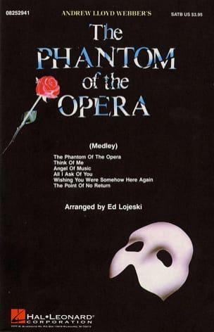 The Phantom of the Opera - Medley Andrew Lloyd Webber laflutedepan