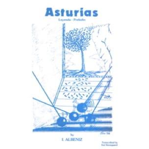 Asturias - ALBENIZ - Partition - Marimba - laflutedepan.com