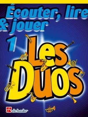 Ecouter Lire et Jouer - Les duos Volume 1 - 2 Saxophones laflutedepan