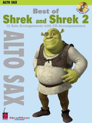 Best Of Shrek And Shrek 2 Partition Saxophone - laflutedepan