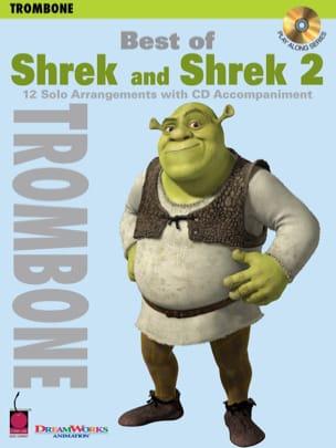 Best Of Shrek And Shrek 2 Partition Trombone - laflutedepan