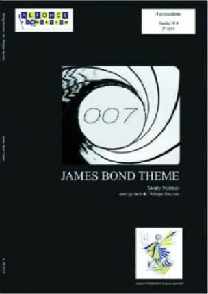 James Bond Thème - Monty Norman - Partition - laflutedepan.com